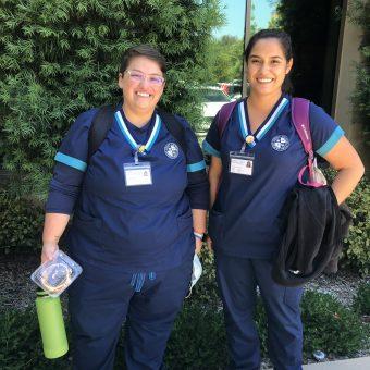 health nurse inters