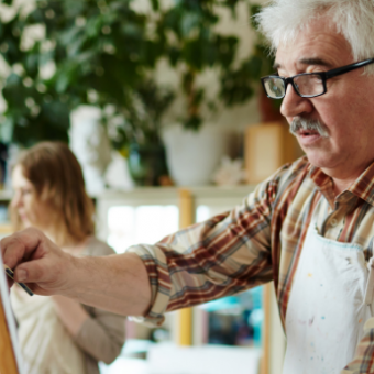 art senior centers