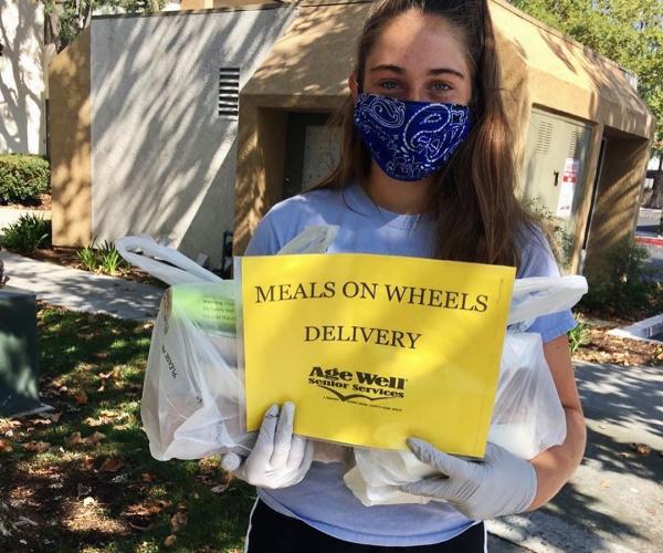 meals on wheels NCL laguna volunteer