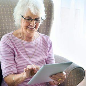 senior online learning